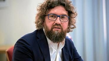 Piotr Woźny, były wiceminister przedsiębiorczości i technologii