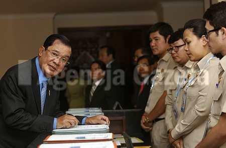 Kambod�a wycina nielegalnie najpi�kniejsze lasy na potrzeby fabryk zaopatruj�cych �wiatowe marki