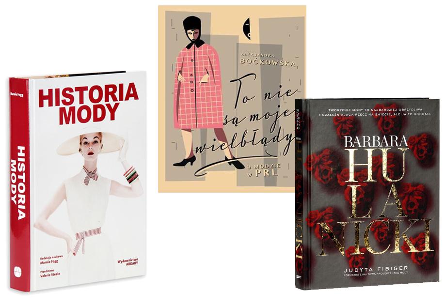 Historia mody / To nie są moje wielbłądy / Barbara Hulanicki
