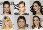 Tony Awards: Klasyczne fryzury i makija�e na czerwonym dywanie. Komu ostro�no�� si� op�aci�a, a kto wygl�da� po prostu nudno?