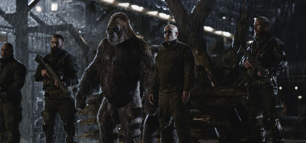 Wojna o planetę małp || / Reż. Matt Reeves, prod. Chernin Entertainment