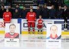 Bia�oruska gwiazda hokeja