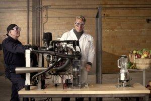 Wideo | Silnik Ford Ecoboost jako... pot�ny blender