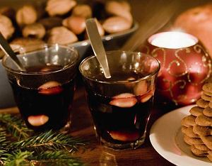 Domowe wino grzane na styl szwedzki – Glogg