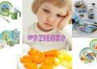Kolorowe zestawy naczyń dla dzieci - sposób na niejadka