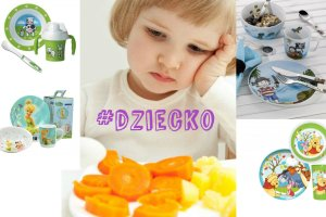 Kolorowe zestawy naczy� dla dzieci - spos�b na niejadka