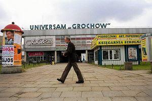 Zniknie ikona Grochowa. Na jego miejscu stan� 2 wie�e