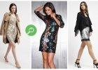 Cekinowe ubrania - przegl�d najciekawszych modeli