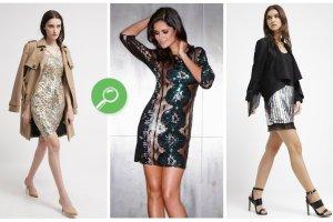 Cekinowe ubrania - przegląd najciekawszych modeli