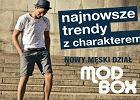 Modbox- nowy dzia� m�ski w TK Maxx