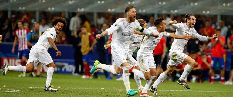 Liga Mistrz�w kocha Real! Jedenasty triumf! Atletico? Najwi�kszy pechowiec �wiatowej pi�ki