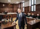 Donald Tusk w sądzie opowiada o spotkaniu z Putinem na molo