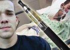 E-papierosy wybuchają podczas zaciągania się! Czy polscy użytkownicy mogą czuć się bezpiecznie?