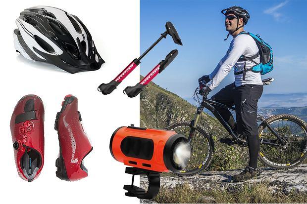 Akcesoria rowerowe i odzież sportowa z wyprzedaży: teraz miłośnicy rowerowych wycieczek mogą sporo zaoszczędzić