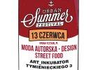 Urban Summer Festival vol.3: Łódź, 13.06.2015