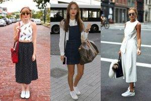 Białe sneakersy - te buty musisz mieć na lato!
