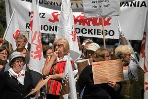 Nauczyciele buntują się przeciwko zmianom w Karcie nauczyciela. Będą protesty i pikiety