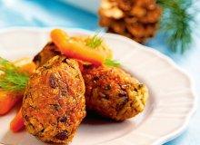 Krokiety z ryżu i suszonych grzybow - ugotuj