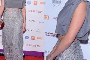 Fani zachwyceni płaskim brzuchem tej polskiej aktorki! Co za figura!