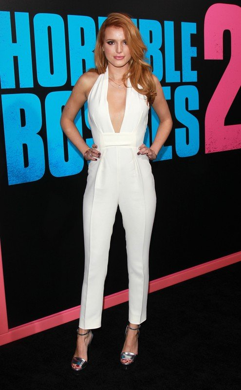 AHorrible Bosses 2 Los Angeles Premiere.  Pictured: Bella Thorne