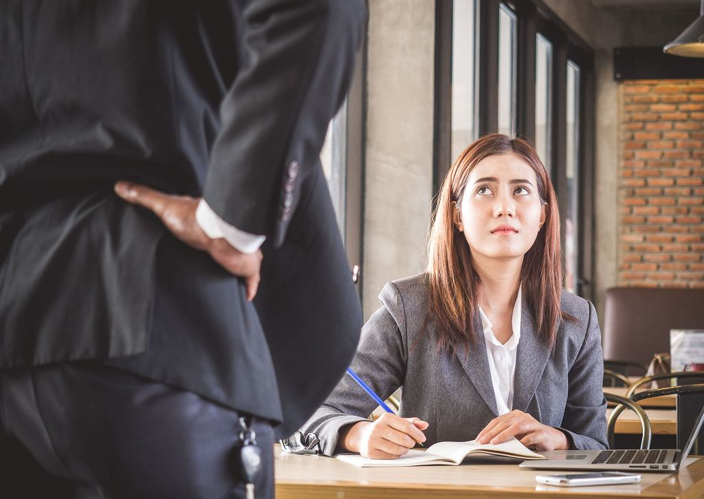 Mobbing w pracy - jedna z oznak tego, że pracujesz dla złego pracodawcy