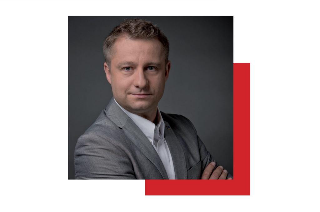 Filip Wierzchowski - właścicielem Everbest Nieruchomości, członek Zarządu Warszawskiego Stowarzyszenia Pośredników w Obrocie Nieruchomościami