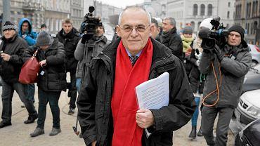 Aleksander Gawronik nie przyznaje się do winy. Po wyjściu z aresztu mówił o Ziętarze (na zdjęciu powyżej), który zaginął 1 września 1992 r.: 'Pamiętajcie, ten człowiek wyszedł z domu. Tysiące ludzi wychodzą z domów i nie wracają'