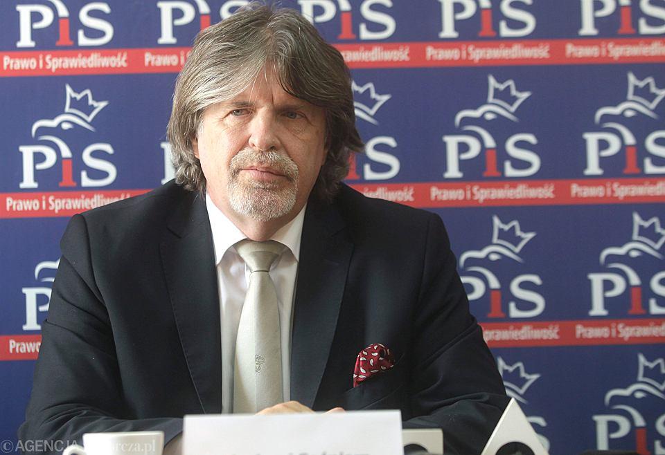 Andrzej Sośnierz (PiS): Projekt sieci szpitali nie ma żadnych zalet. Ryczałty zdemobilizują szpitale. Chory stanie się dla nich kosztem, którego lepiej unikać