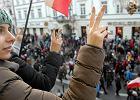 """Sonda� TNS dla """"Wyborczej"""": gwa�towny spadek notowa� PiS, ro�nie Nowoczesna"""