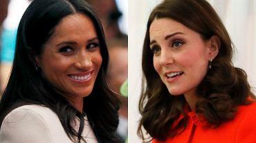 Meghan Markle i księżna Kate mają konflikt