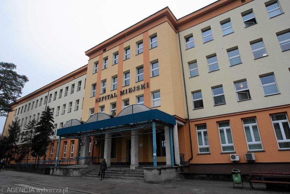 Szpital w Ostrowcu Świętokrzyskim