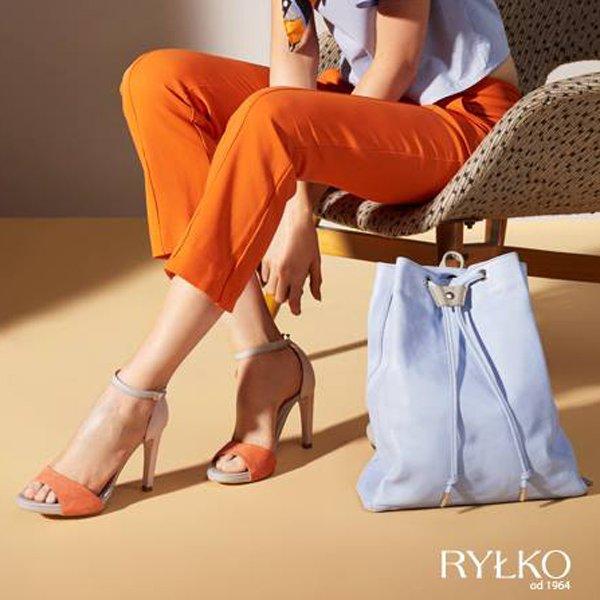 Ryłko: kolekcja butów wiosna/lato 2015