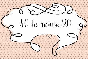 40 to nowe 20: Facet przyjaciółki ma żonę [WIDEO]