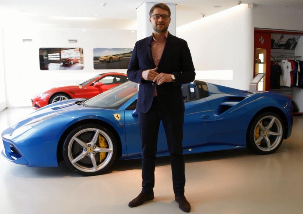 Poznań Motor Show 2017   Ferrari