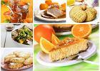 Pomara�czowe przysmaki - na s�odko i s�ono
