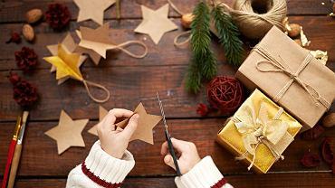 Dekoracje świąteczne to prosty sposób na wprowadzenie wyjątkowego klimatu.