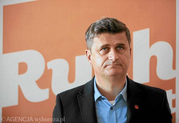 Palikot: Nie mo�emy pozwoli�, �eby Tusk i Kaczy�ski zmarnowali nam przysz�o��