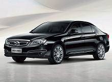 BAIC | Nowy model na starej platformie Mercedesa