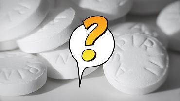 Aspiryna udro�ni rury i... 10 zastosowa� aspiryny, o kt�rych nie s�yszeli�cie