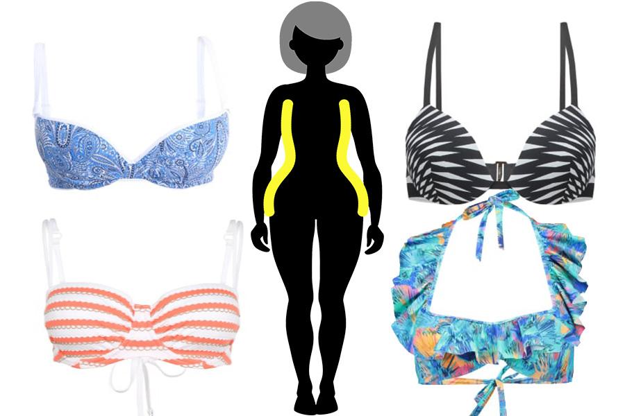 3a2982e7e386f1 Fason idealny: jak dobrać kostium kąpielowy do sylwetki?