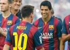Real - Barcelona. Ujawniono sk�ady! Barcelona po raz pierwszy z Suarezem
