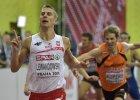 Złoto Lewandowskiego w biegu na 800 m w halowych mistrzostwach Europy