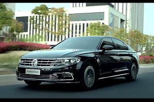 Volkswagen Phideon GTE | Luksusowa hybryda dla Chińczyków