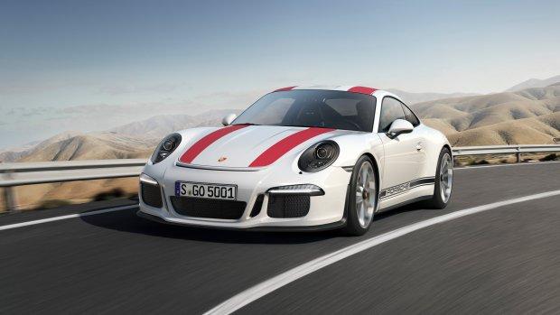 Porsche 911 R | Z�ota inwestycja