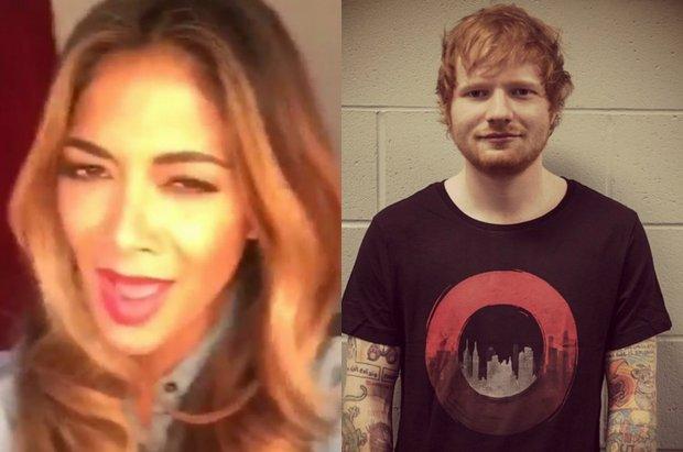Piosenkarka po rozstaniu z Lewisem Hamiltonem była już łączona z kilkoma mężczyznami. Ale najpoważniejsze doniesienia dotyczyły jej bliskiej znajomości z Edem Sheeranem. Czy to coś poważnego?
