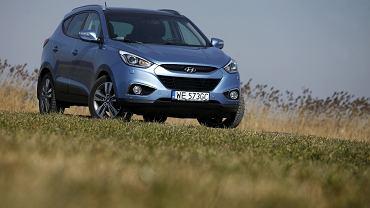 Hyundai ix35 2.0 CRDi A/T Premium