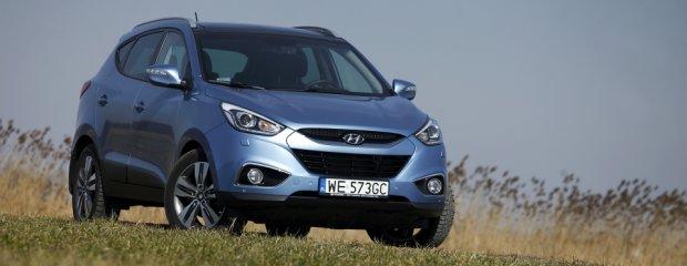 Hyundai ix35 2.0 CRDi A/T Premium | Test | Niekoniecznie z...