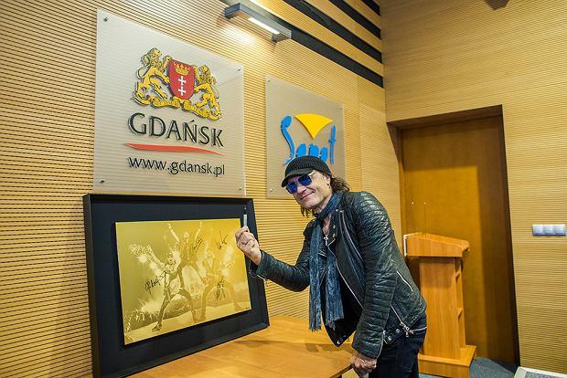 Zdjęcie numer 4 w galerii - Wielkie serce zespołu Scorpions!
