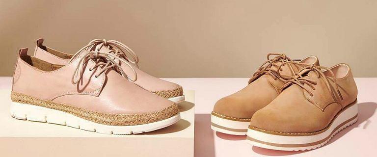 Rabat na buty CCC! Do -40% na półbuty, baleriny, trampki i buty sportowe