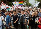 Tajwan zalegalizuje związki homoseksualne